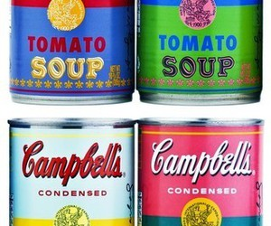 campbells, andy warhol, and art image