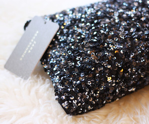 fashion, glitter, and bag image
