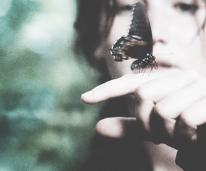 the hunger games, beautiful, and katniss everdeen image