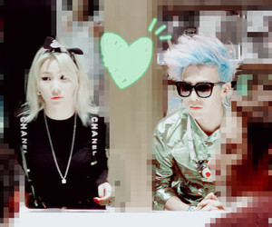 CL, gd, and 2ne1 image