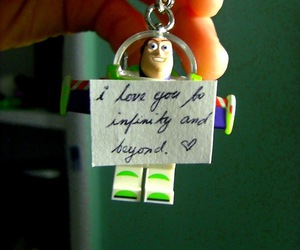 cute, love, and buzz lightyear image