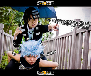 cosplay and soul eater image