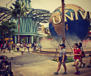 singapore, universal studios, and lwwy image