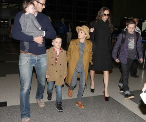 beckham, family, and fashion image