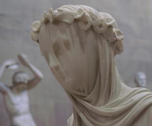 pride and prejudice, raffaele monti, and the veiled virgin image