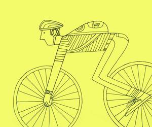 illustration and bicke image