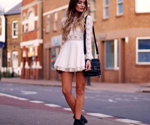 amazing, bag, and dress image