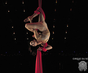 cirque du soleil and rope dancing image