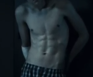abs, alone, and lonely image