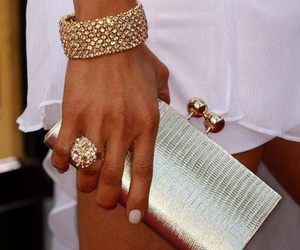 clutch, ring, and style image