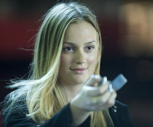 blonde, leighton meester, and lighter image