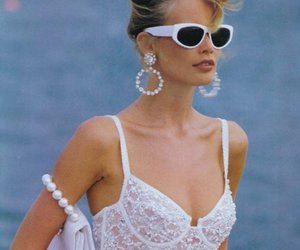 model, 90s, and style image