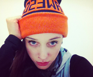 beanie, hat, and tumblr image