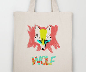 bag, fox, and native image