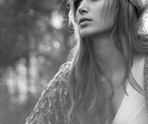 beautiful, black&white, and photography image