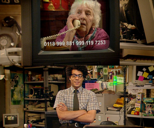 the it crowd and the i.t. crowd image