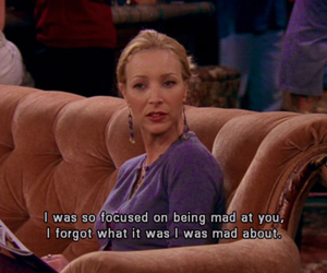 phoebe buffay, text, and x image