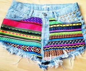 shorts, short, and summer image
