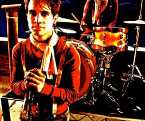 brendon urie, drums, and panic at the disco image