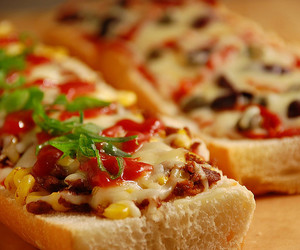 zapiekanka and food image