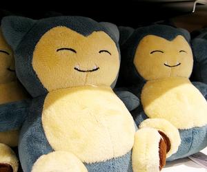 pokemon, snorlax, and cute image