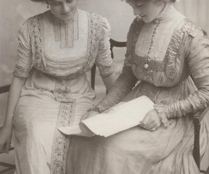 edwardian and victorian image