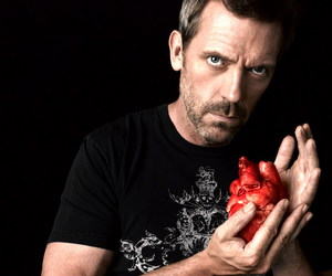 heart, house, and house md image