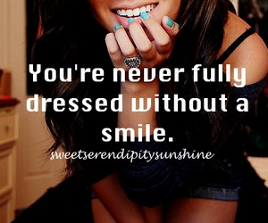 dressed, girl, and quote image