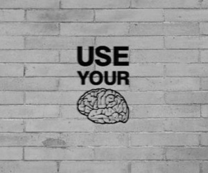 brain, use, and quotes image