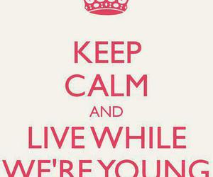 one direction, keep calm, and lwwy image