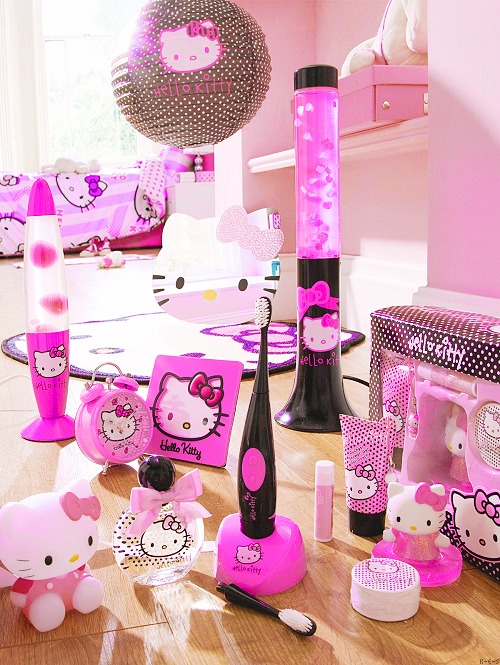 Hello Kitty Collection Picture  Image  tumblr