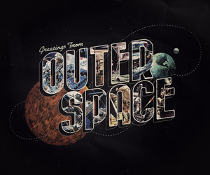outter space image