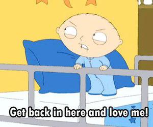 love, family guy, and funny image