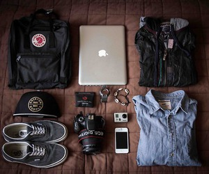 apple, vans, and photography image