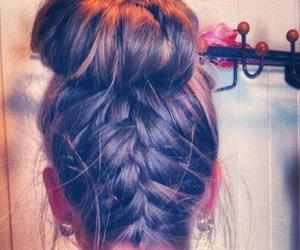 hairstyle and brade image