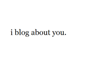 love, blog, and you image