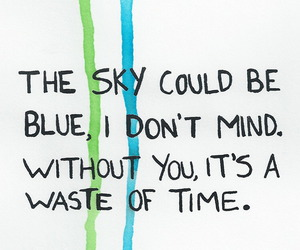 blue, coldplay, and sky image