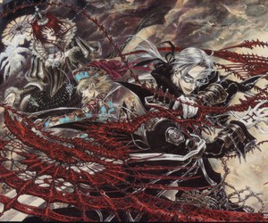 abel, ION, and trinity blood image