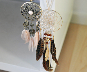 Dream, photography, and dream catcher image