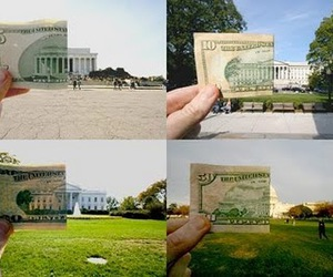 money and dollar image