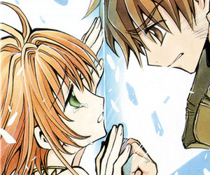 clamp, sakura, and syaoran image