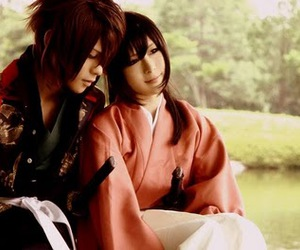 anime, cosplay, and shinsengumi image