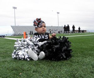 cheerleader, little girl, and cute image