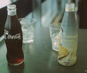 coca cola, coke, and lemonade image