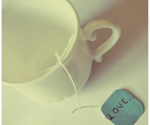 love, cute, and cup image