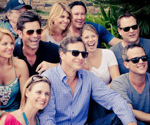 full house, memories, and reunion image