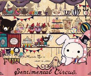 kawaii, anime, and bunny image