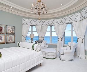 room, white, and luxury image