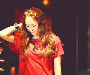 f(x), krystal, and girl image