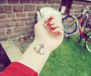 amazing, anchor, and anchor tattoo image